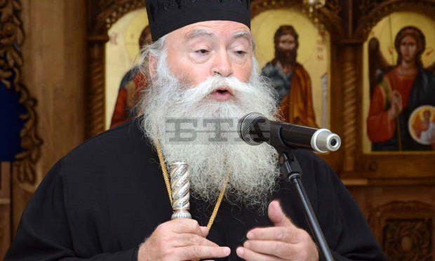 Ловчанският митрополит Гавриил освети кухня за бедни в Троян, създадена от три ученички